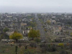 """Rus mediası Ağdamı """"Ruhlar şəhəri"""" adlandırıb –Fotolar"""
